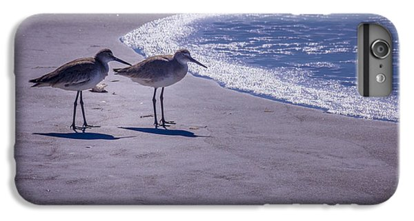 Sandpiper iPhone 6s Plus Case - We Stand Together by Marvin Spates