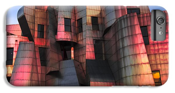 Weisman Art Museum At Sunset IPhone 6s Plus Case by Craig Hinton