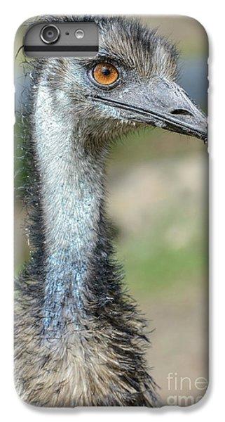 Emu 2 IPhone 6s Plus Case by Werner Padarin