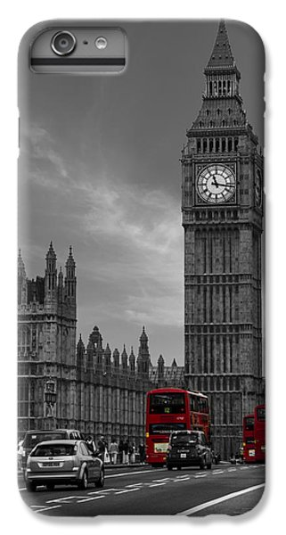 Westminster Bridge IPhone 6s Plus Case by Martin Newman