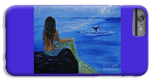 Whale Watcher IPhone 6s Plus Case