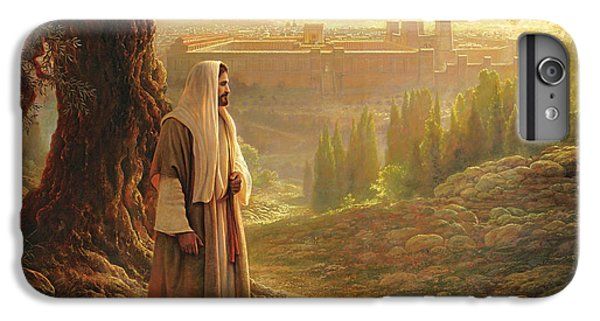 Wherever He Leads Me IPhone 6s Plus Case by Greg Olsen