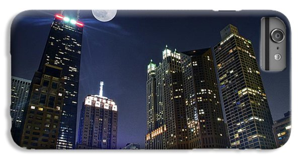 Wrigley Field iPhone 6s Plus Case - Windy City by Frozen in Time Fine Art Photography