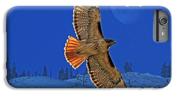 Wings IPhone 6s Plus Case by Donna Kennedy