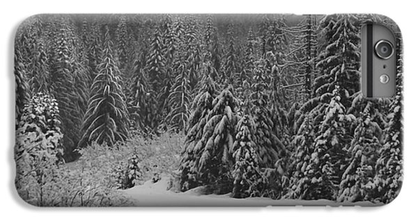 IPhone 6s Plus Case featuring the photograph Winter Fairy Tale by Yulia Kazansky