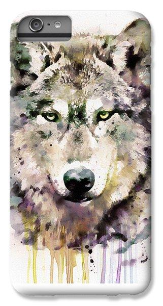 Wolf Head IPhone 6s Plus Case