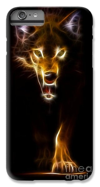 Wolf Ready To Attack IPhone 6s Plus Case