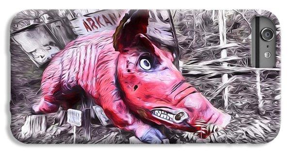 Woo Pig Sooie Digital IPhone 6s Plus Case by JC Findley