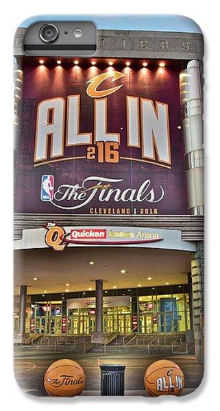 World Champion Cleveland Cavaliers IPhone 6s Plus Case
