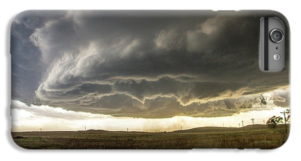 Nebraskasc iPhone 6s Plus Case - Wray Colorado Tornado 021 by NebraskaSC