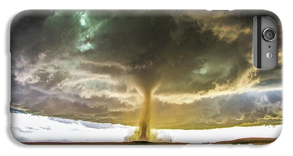 Nebraskasc iPhone 6s Plus Case - Wray Colorado Tornado 070 by NebraskaSC