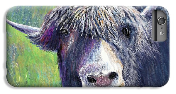 Yakity Yak IPhone 6s Plus Case by Arline Wagner