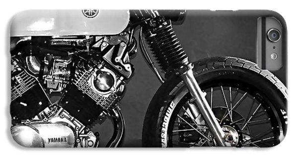 Yamaha Cafe Racer IPhone 6s Plus Case by Marvin Blaine