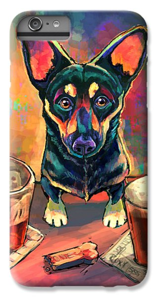 Yappy Hour IPhone 6s Plus Case by Sean ODaniels