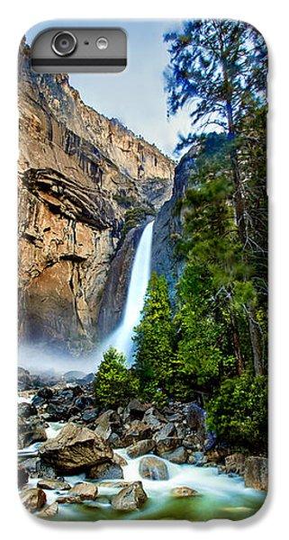 Yosemite National Park iPhone 6s Plus Case - Yosemite Waterfall by Az Jackson