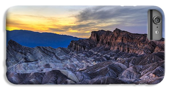 iPhone 6s Plus Case - Zabriskie Point Sunset by Charles Dobbs