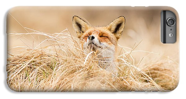 Zen Fox Series - Zen Fox 2.7 IPhone 6s Plus Case by Roeselien Raimond