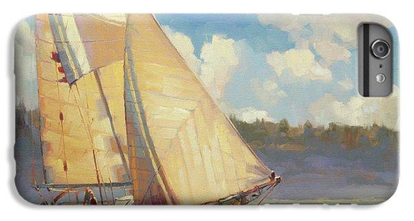 Boats iPhone 6s Plus Case - Zephyr by Steve Henderson