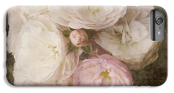 Floral iPhone 6s Plus Case - A Kiss From A Rose  by Paul Lovering
