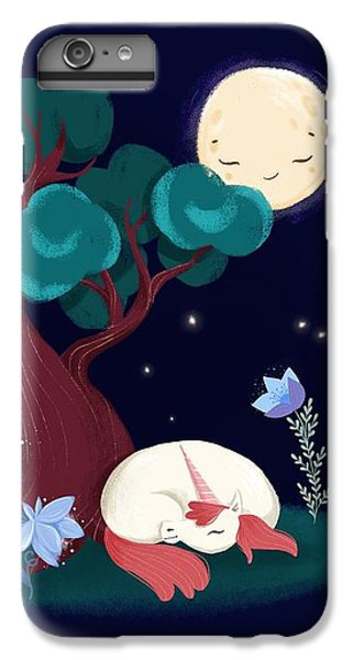 Fairy Dust iPhone 6s Plus Case - Bedtime Sweet Dreams For All Magical Creatures by Little Bunny Sunshine