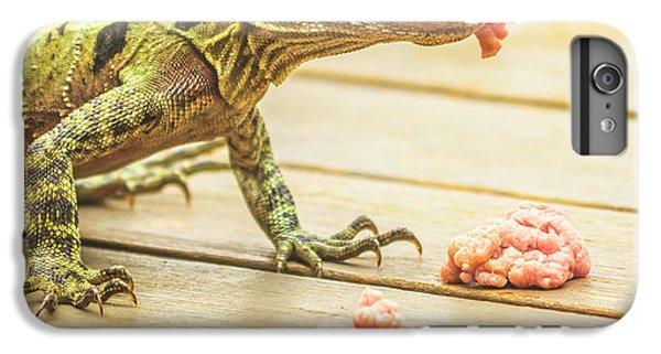 Dragon iPhone 6s Plus Case - Australian Water Dragon by Jorgo Photography - Wall Art Gallery