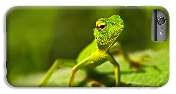 Spines iPhone 6s Plus Case - Beautiful Animal In The Nature Habitat by Ondrej Prosicky