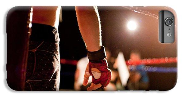 Fitness iPhone 6s Plus Case - Boxing Match by Aerogondo2