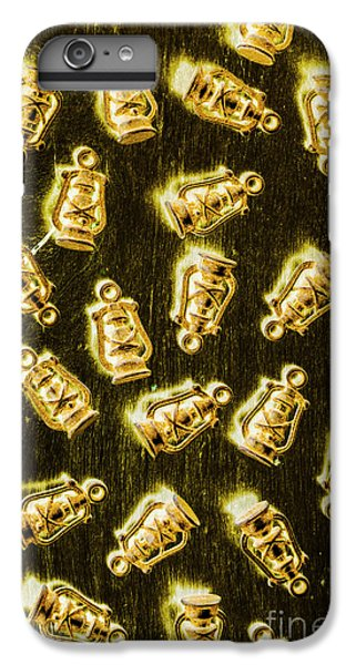 Pendant iPhone 6s Plus Case - Colonial Glow by Jorgo Photography - Wall Art Gallery