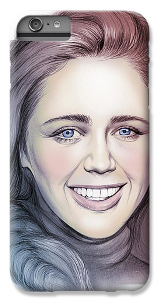 Daisy iPhone 6s Plus Case - Daisy Head by Greg Joens