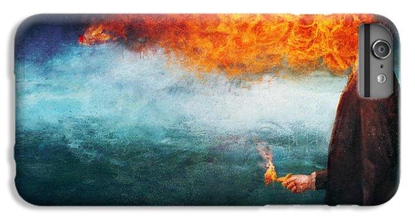 Explosion iPhone 6s Plus Case - Deep by Mario Sanchez Nevado