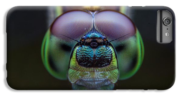 Dragon iPhone 6s Plus Case - Dragonflies, Insects, Animals, Focus On by Khlungcenter