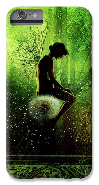 Fairy Dust iPhone 6s Plus Case - Expectations by Shanina Conway