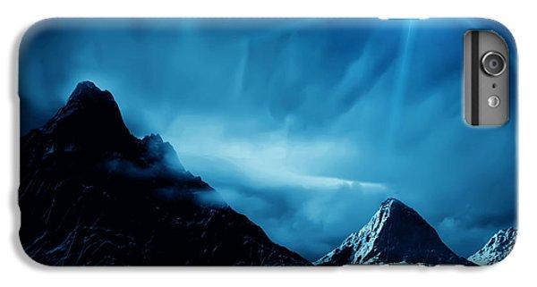 Space iPhone 6s Plus Case - Fantasy Landscape by Isoga