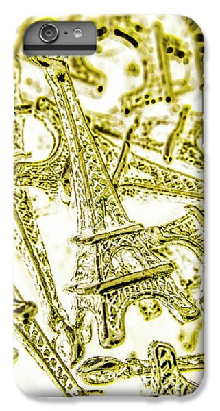 Pendant iPhone 6s Plus Case - In French Forms by Jorgo Photography - Wall Art Gallery
