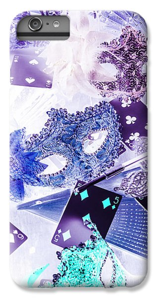 Wizard iPhone 6s Plus Case - Magical Masquerade by Jorgo Photography - Wall Art Gallery