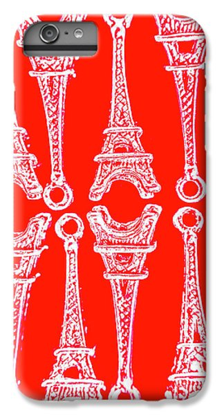 Pendant iPhone 6s Plus Case - Match Made In Paris by Jorgo Photography - Wall Art Gallery