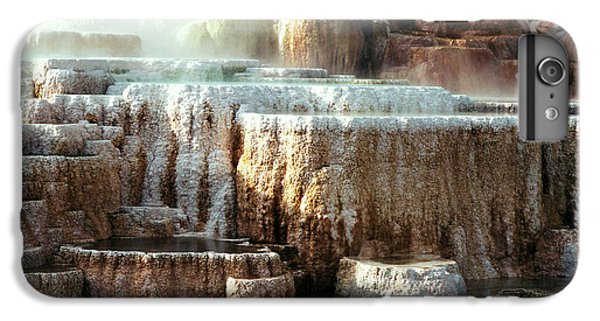 Hot iPhone 6s Plus Case - Minerva Terrace, Yellowstone National by Bildagentur Zoonar Gmbh