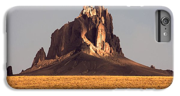 Hot iPhone 6s Plus Case - Painting Like Picture Of Shiprock In by Martina Roth