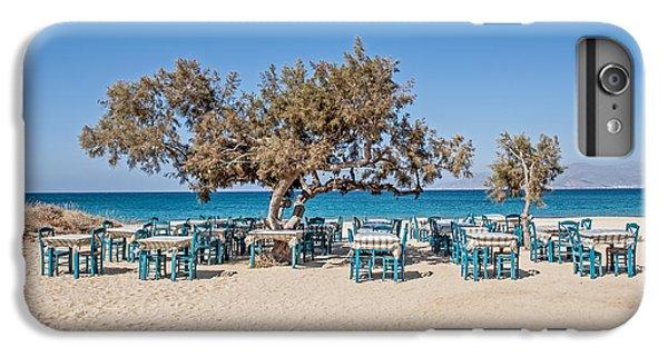 Hot iPhone 6s Plus Case - Plaka Beach Naxos Island Greece by Christos Siatos