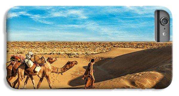 Hot iPhone 6s Plus Case - Rajasthan Travel Background - India by Dmitry Rukhlenko