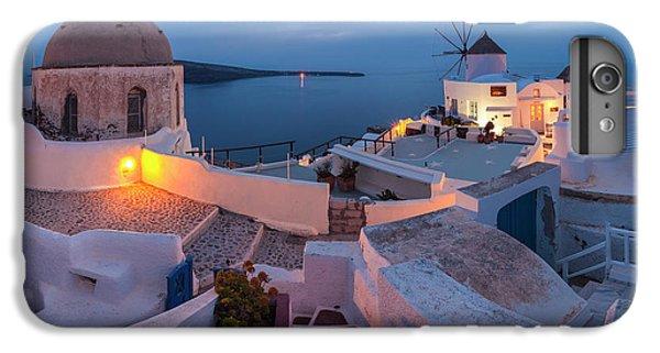 Greece iPhone 6s Plus Case - Santorini by Evgeni Dinev