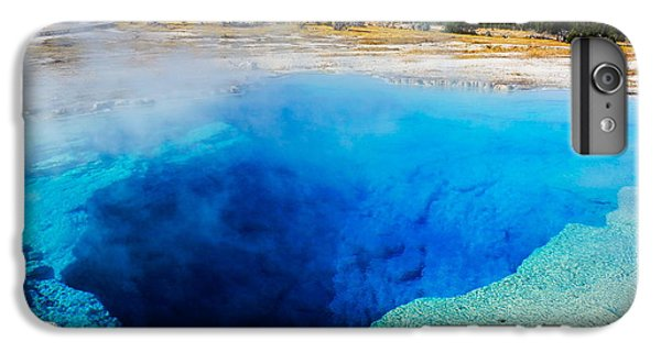 Hot iPhone 6s Plus Case - Sapphire Pool,yellowstone National by Wizard8492