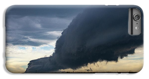 Nebraskasc iPhone 6s Plus Case - September Thunderstorms 003 by NebraskaSC