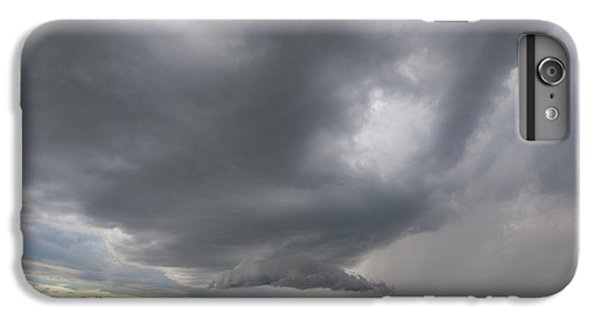 Nebraskasc iPhone 6s Plus Case - Some Afternoon Thunder 011 by NebraskaSC