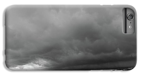 Nebraskasc iPhone 6s Plus Case - Storm Chasin In Nader Alley 009 by NebraskaSC