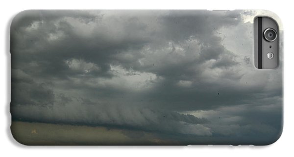 Nebraskasc iPhone 6s Plus Case - Supercells In Nebraska 049 by NebraskaSC