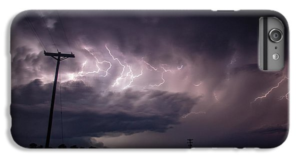 Nebraskasc iPhone 6s Plus Case - The Best Supercell Of The Summer 040 by NebraskaSC