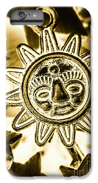 Pendant iPhone 6s Plus Case - Tribal Suns  by Jorgo Photography - Wall Art Gallery