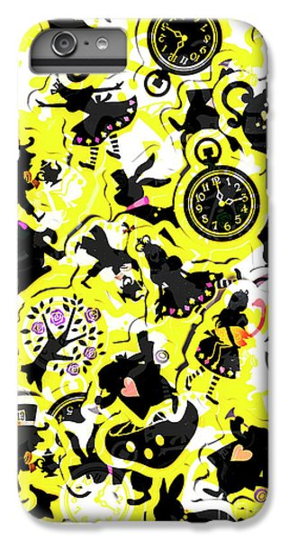 Fairy iPhone 6s Plus Case - Wonderland Design by Jorgo Photography - Wall Art Gallery