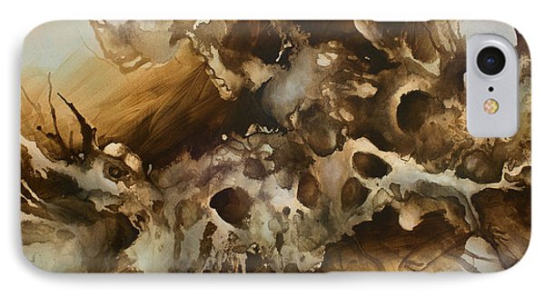 ' Visions' IPhone Case by Michael Lang